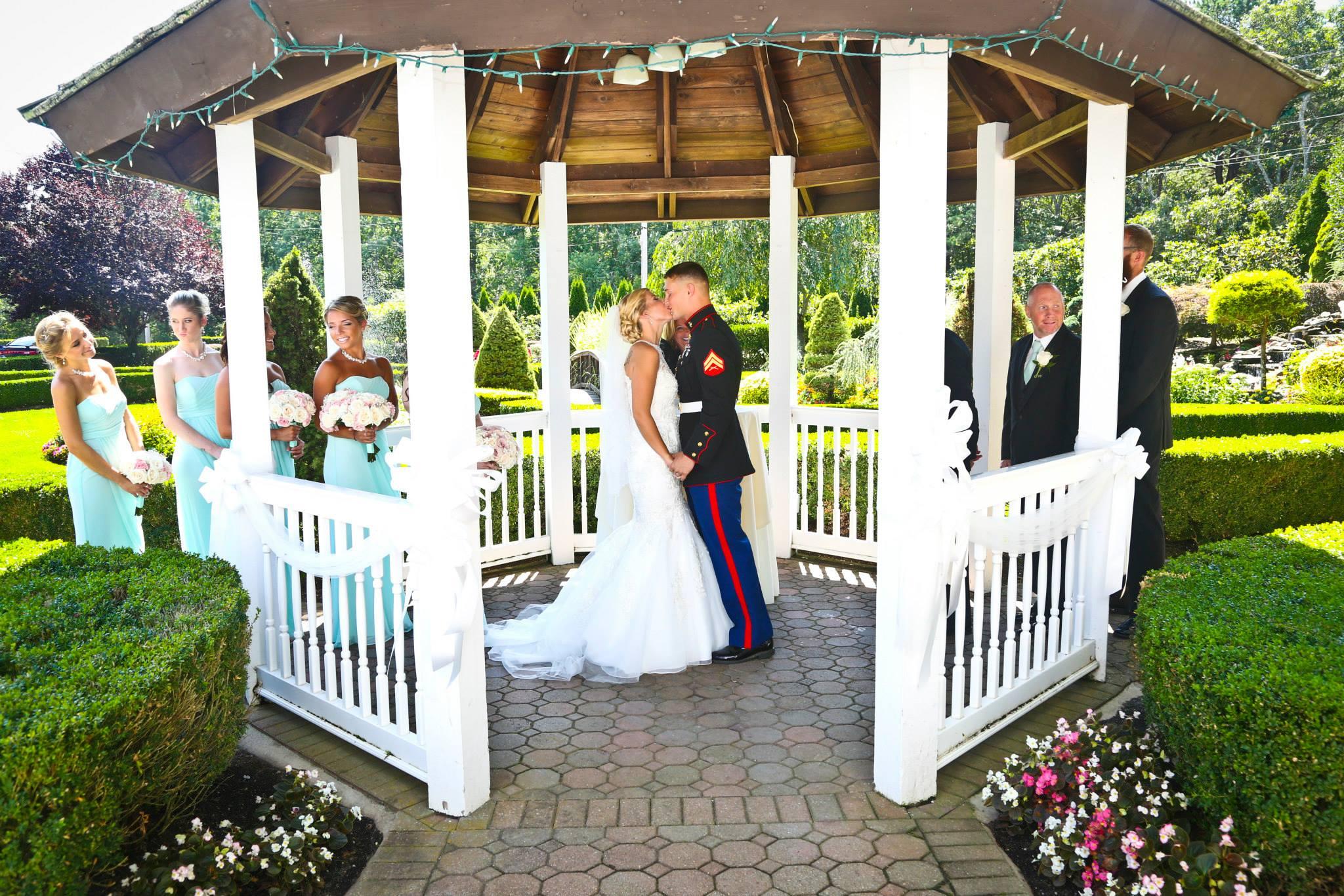 the cottage wedding